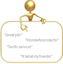 What clients say about Acey Systems